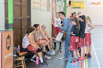 U14 Panthers – Namur