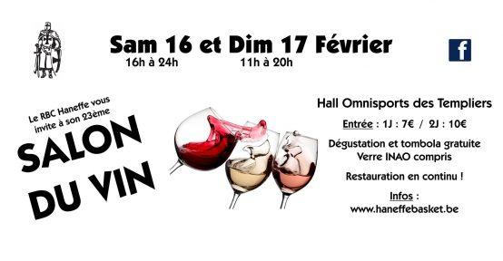 Salon du Vin 2019