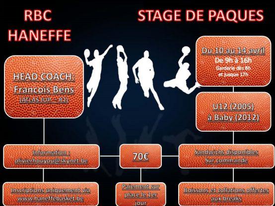 Stage Petits Panneaux de Paques (10 au 14 Avril)